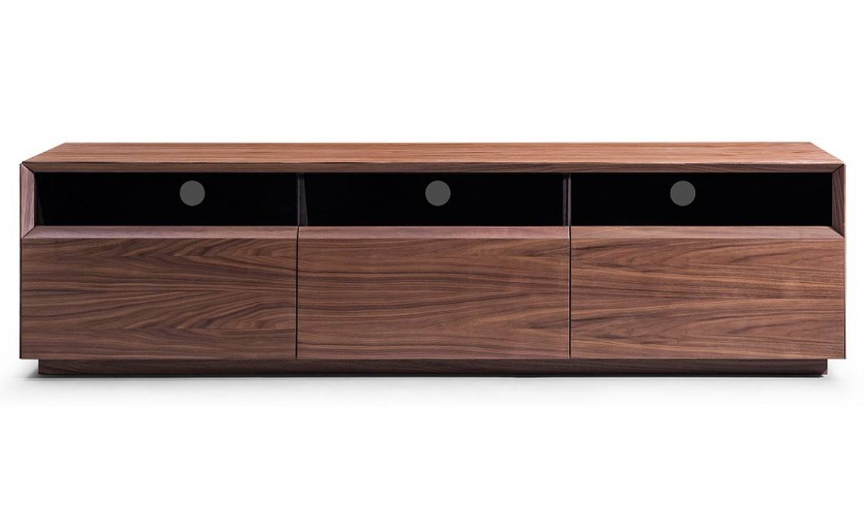 Lisa Tv023 Tv Stand In Walnut | Free Shipping | Get Furniture For Walnut Tv Stands (View 4 of 15)