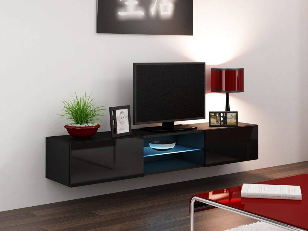 Living ~ Amazon Tv Stands For Flat Screens Flat Screen Tv Base With Regard To Black And Red Tv Stands (View 7 of 15)