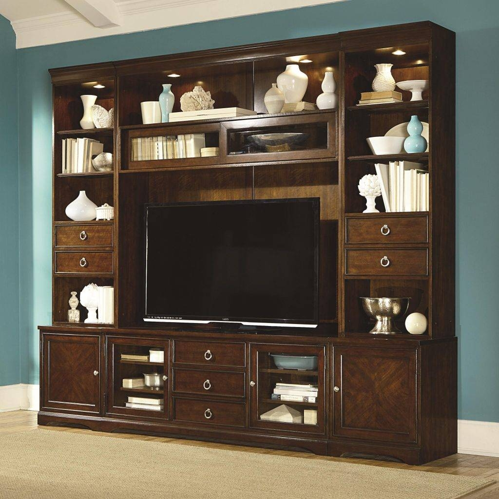 Living ~ Living Room Tv Wall Unit Designs Living Room Tv Wall Unit with regard to Big Tv Stands Furniture (Image 8 of 15)