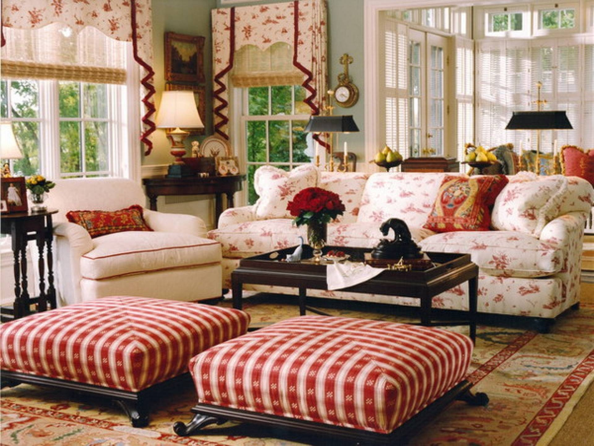 Living Room: Elegant Plaid Living Room Furniture Broyhill Loveseat within Blue Plaid Sofas (Image 6 of 15)