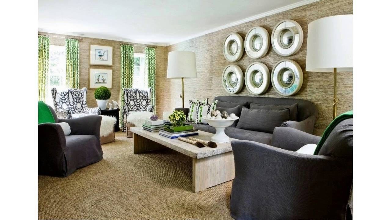 Living Room Ideas Black Sofa - Youtube for Black Sofas for Living Room (Image 7 of 15)