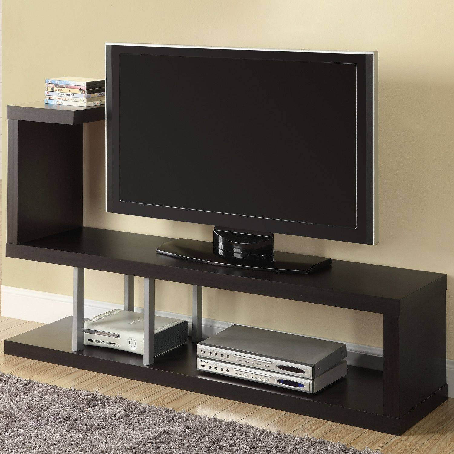 Living Room : Spartan Sofa Fire Place Tv Stands Best Color Within Funky Tv Stands (View 8 of 15)