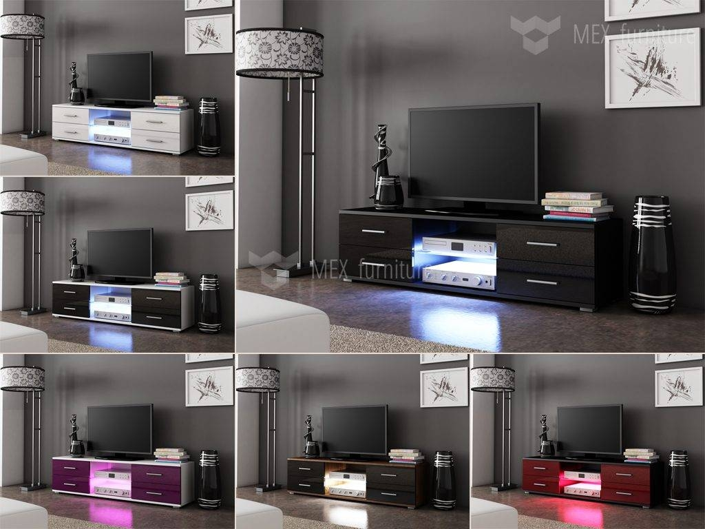 Living ~ Tv Cabinet Units Bedside Wall Lamps India Fancy Retro for Fancy Tv Cabinets (Image 12 of 15)