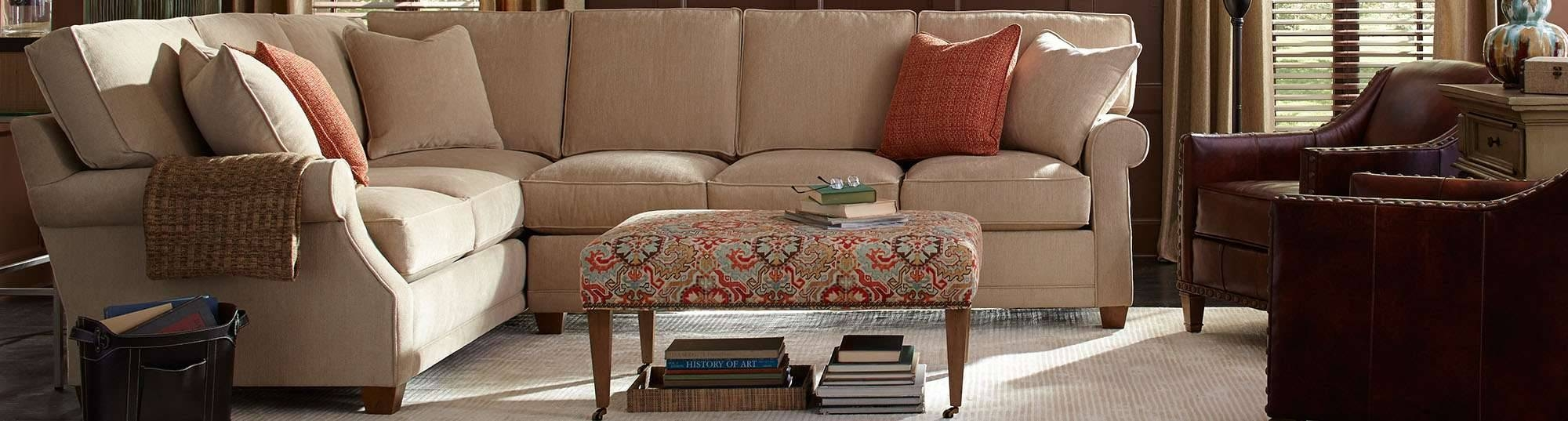 Lofty Ideas Rowe Furniture Sofa Innovative Barnett | Furniture with Rowe Sectional Sofas (Image 4 of 15)
