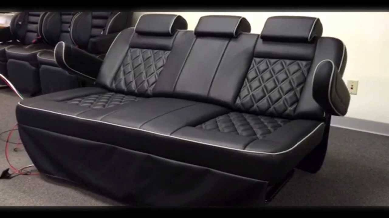 Lonestar Auto Design   Electric Sofa Bed   Youtube Regarding Electric Sofa Beds (Photo 1 of 15)