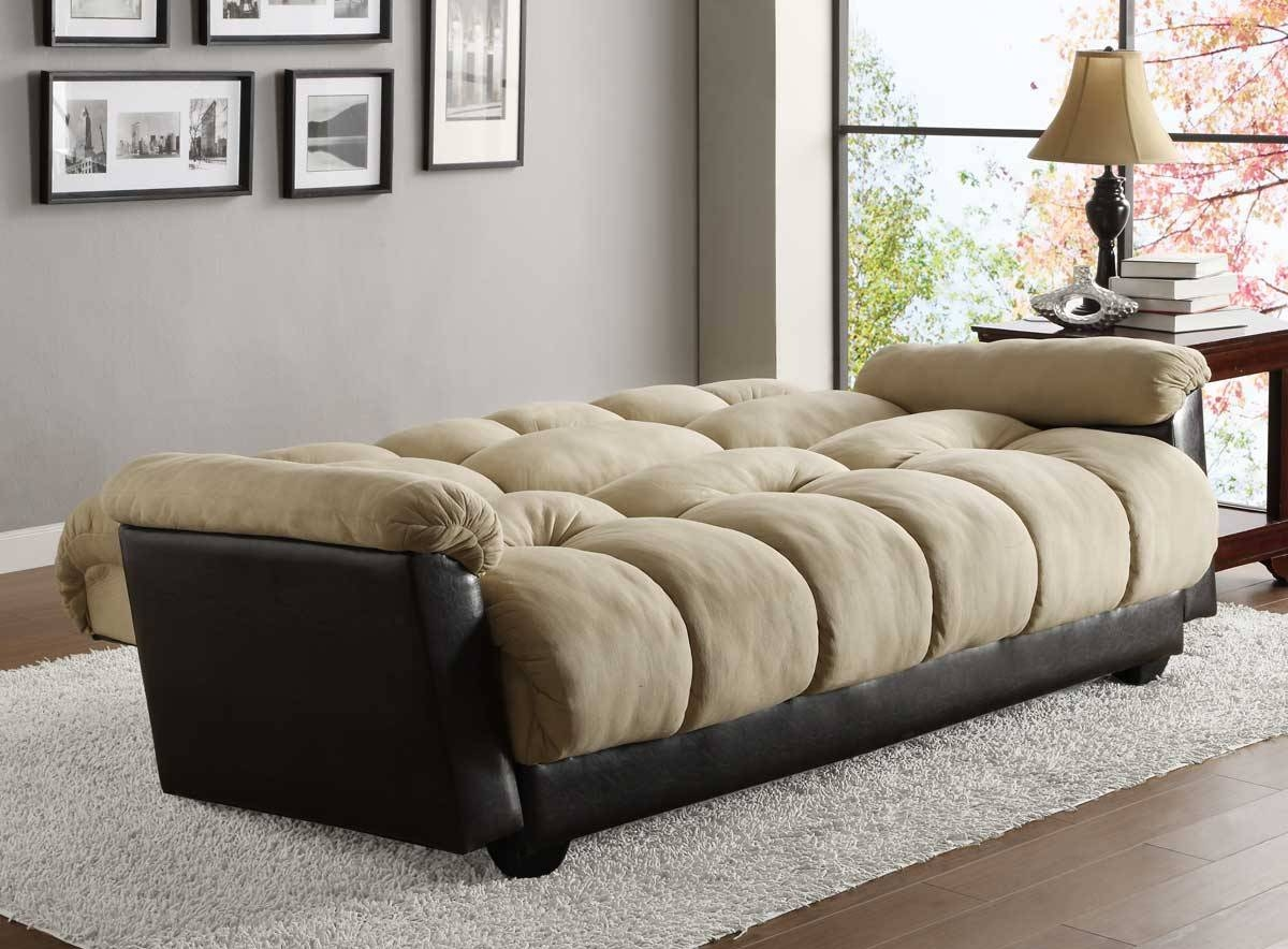 Lounger Sofa Bed | Roselawnlutheran within Euro Lounger Sofa Beds (Image 11 of 15)