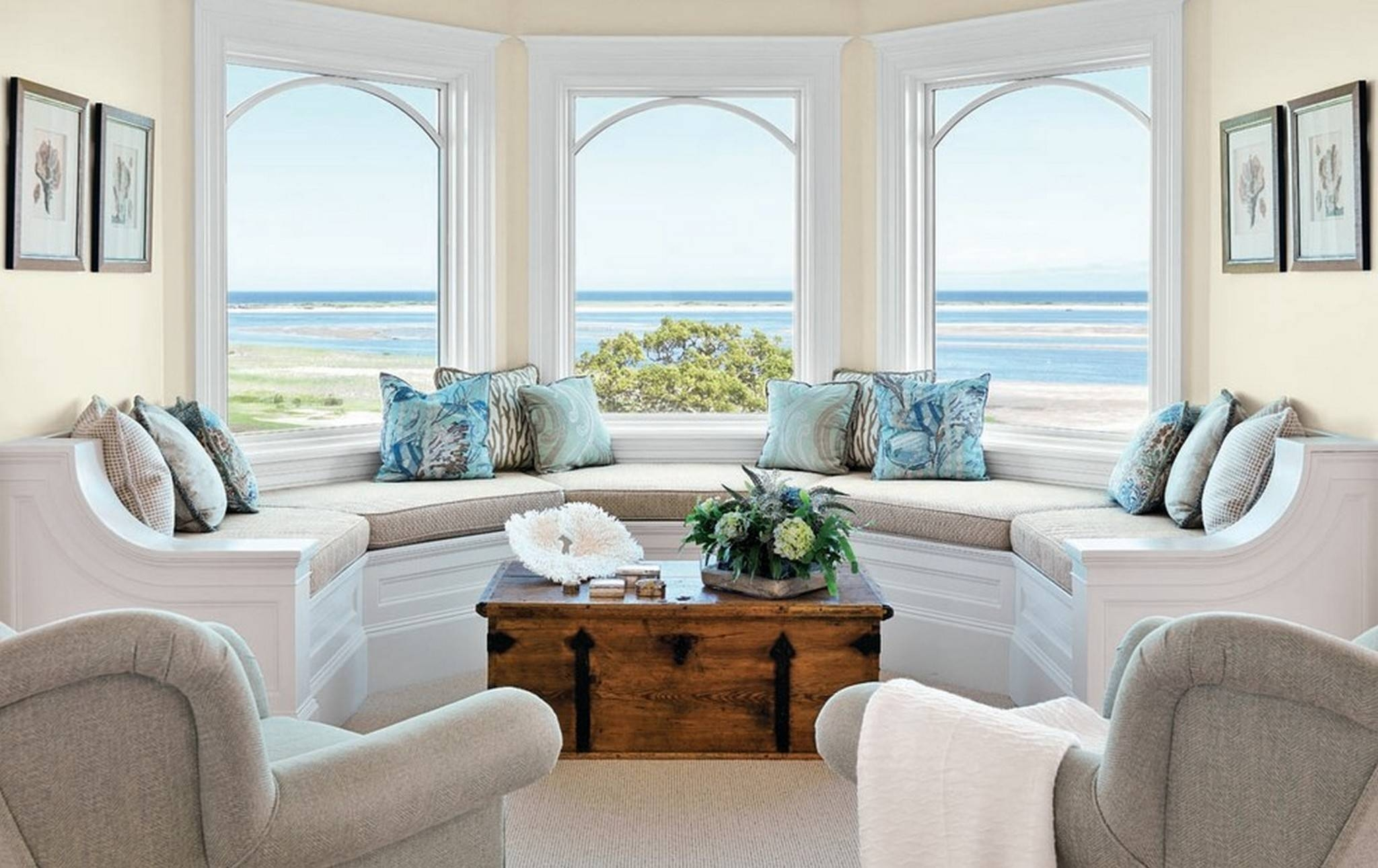 Lovely Bay Window Sofa 73 About Remodel Sofa Room Ideas With Bay within Sofas for Bay Window (Image 12 of 15)