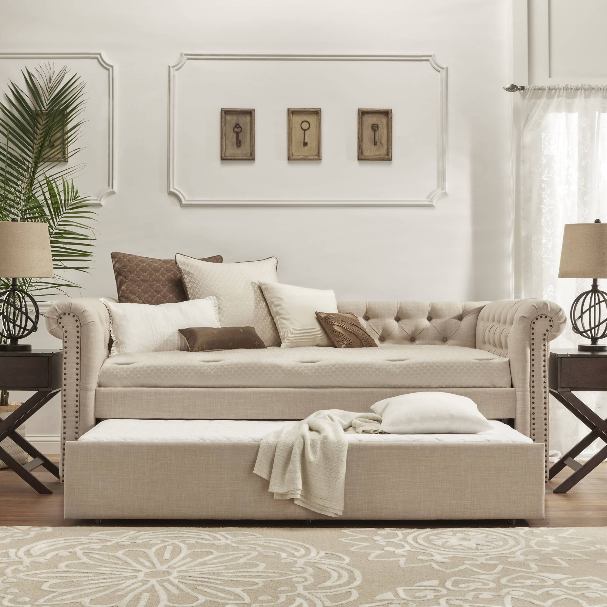 Lovely Sofa Bed With Trundle 90 Sofa Table Ideas With Sofa Bed in Sofas With Trundle (Image 6 of 15)