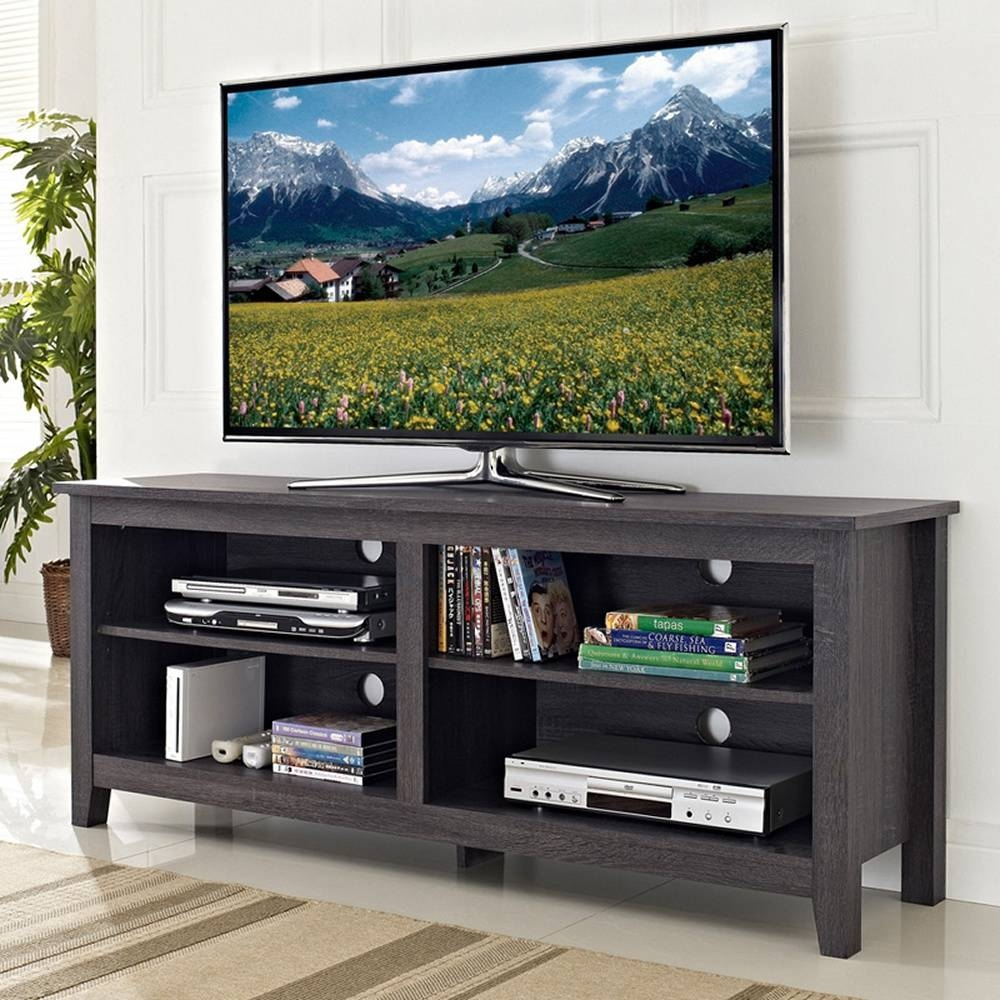 Luxury Grey Tv Stand : How To Make Grey Tv Stand – Indoor for Luxury Tv Stands (Image 11 of 15)