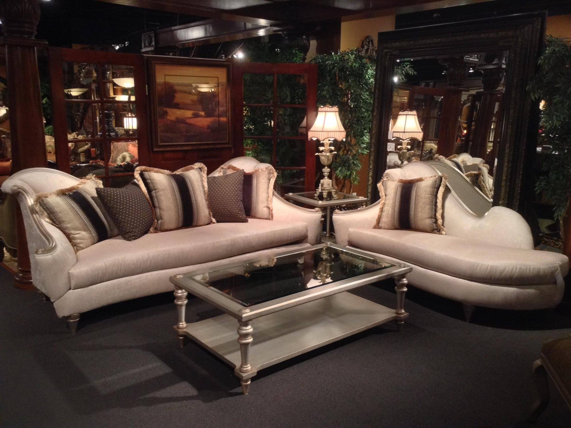Featured Photo of Sofas And Chaises Lounge Sets
