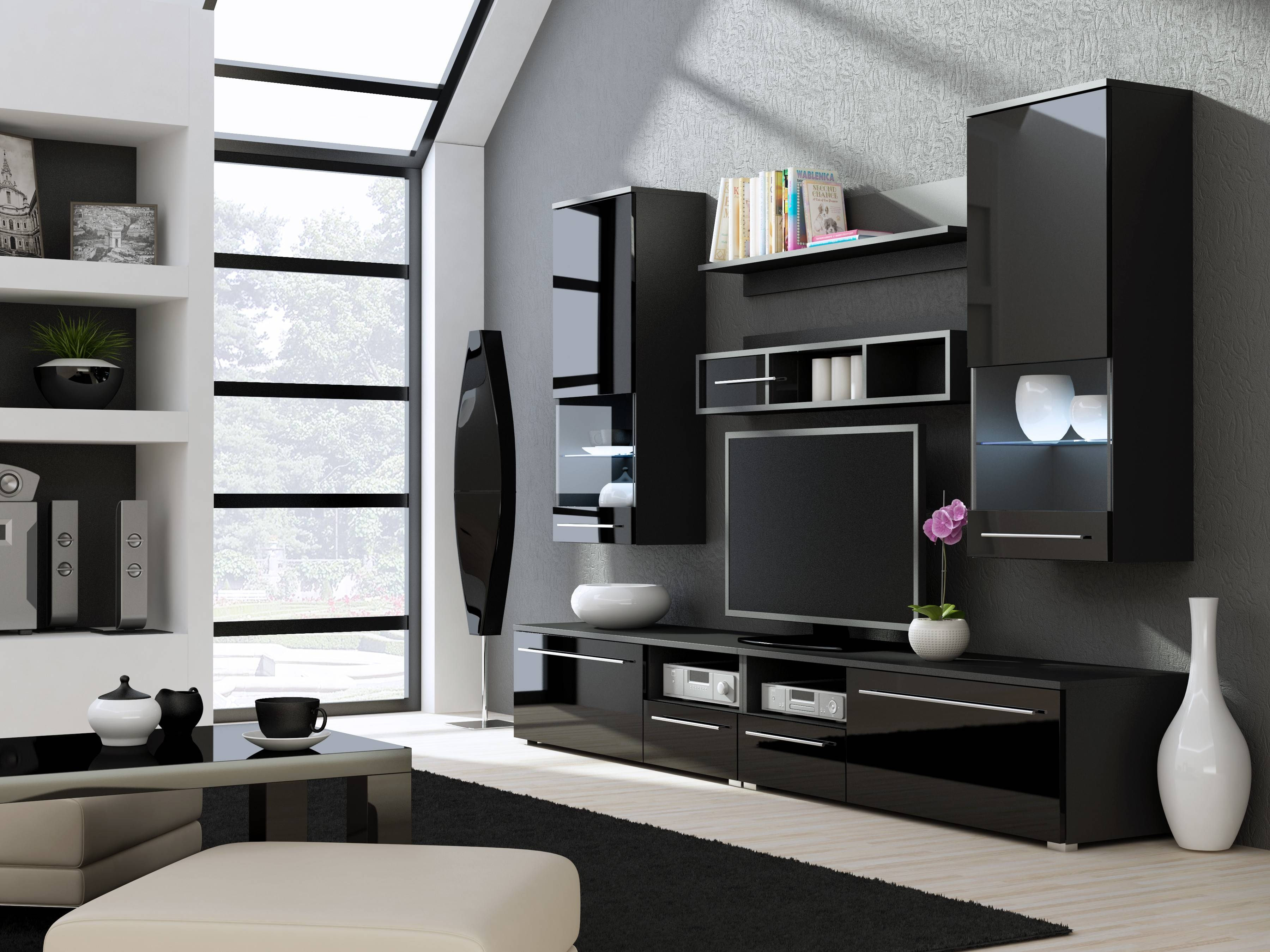 Luxury Ultra Modern Tv Stand 52 About Remodel Home Wallpaper With in Fancy Tv Cabinets (Image 14 of 15)
