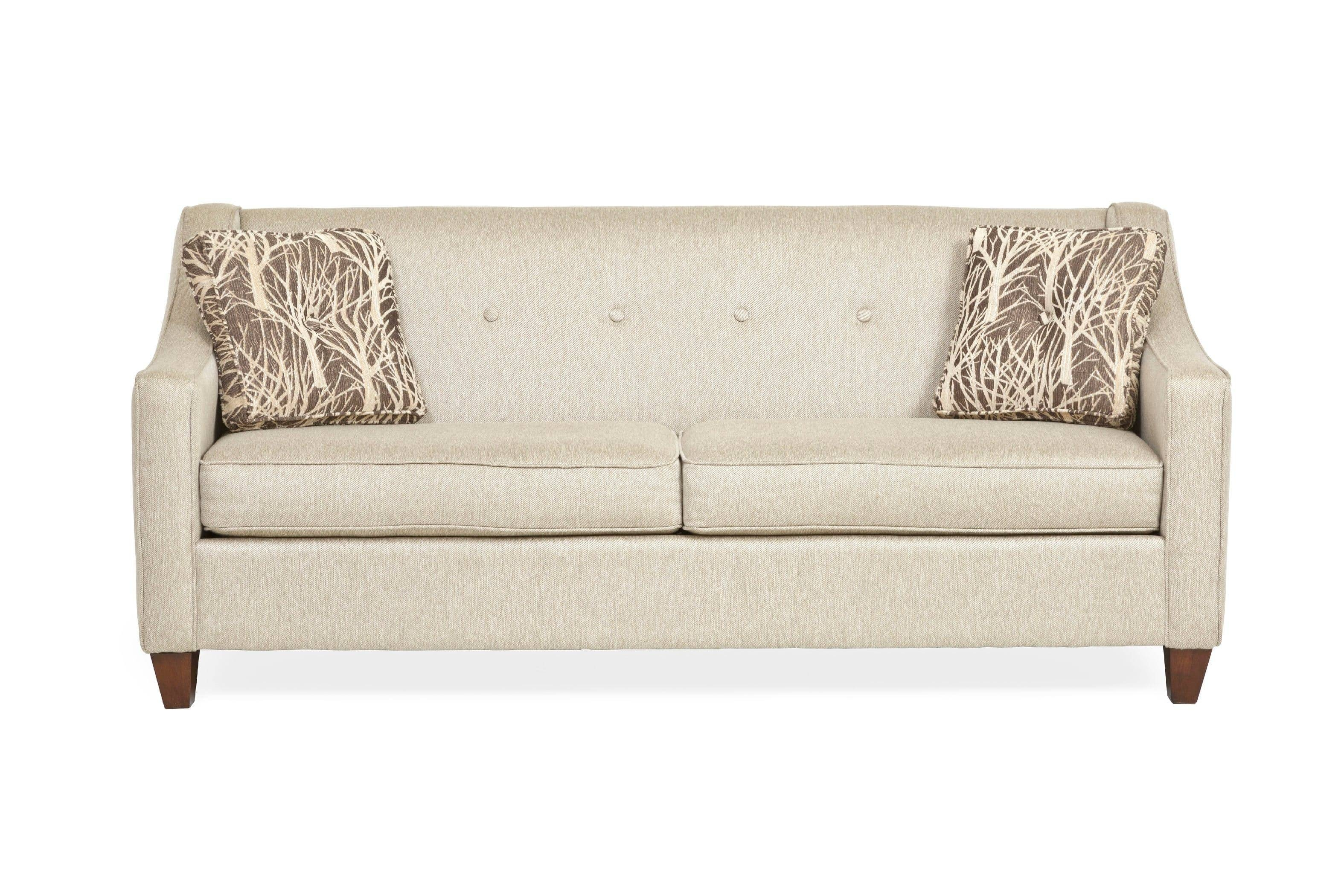 Macy Sleeper Sofa Full | Best Home Furniture Decoration in Pier 1 Sofa Beds (Image 10 of 15)