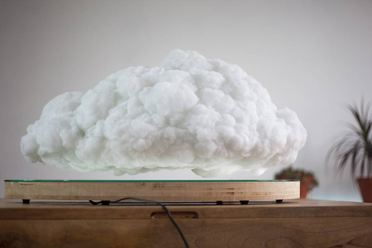 Magnetic Sofa Cloud | Memsaheb for Cloud Magnetic Floating Sofas (Image 13 of 15)
