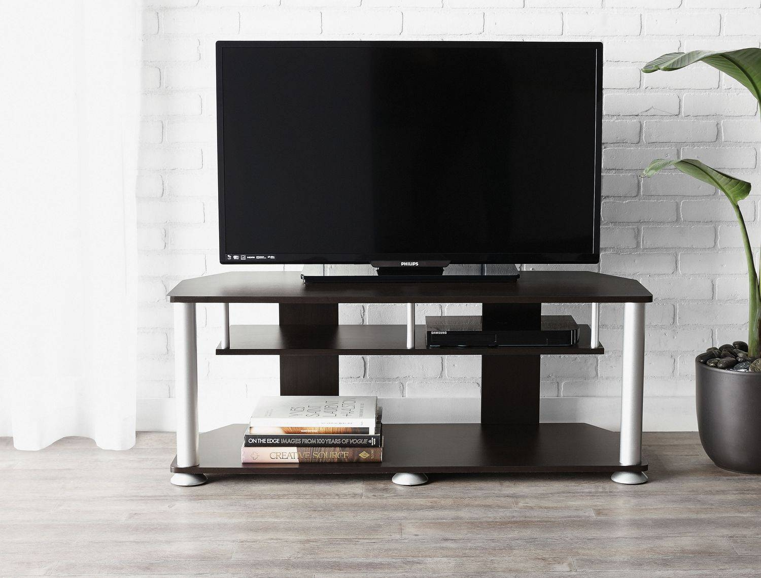 Mainstays Tv Stand | Walmart Canada Pertaining To Corner Tv Stands For 55 Inch Tv (View 8 of 15)