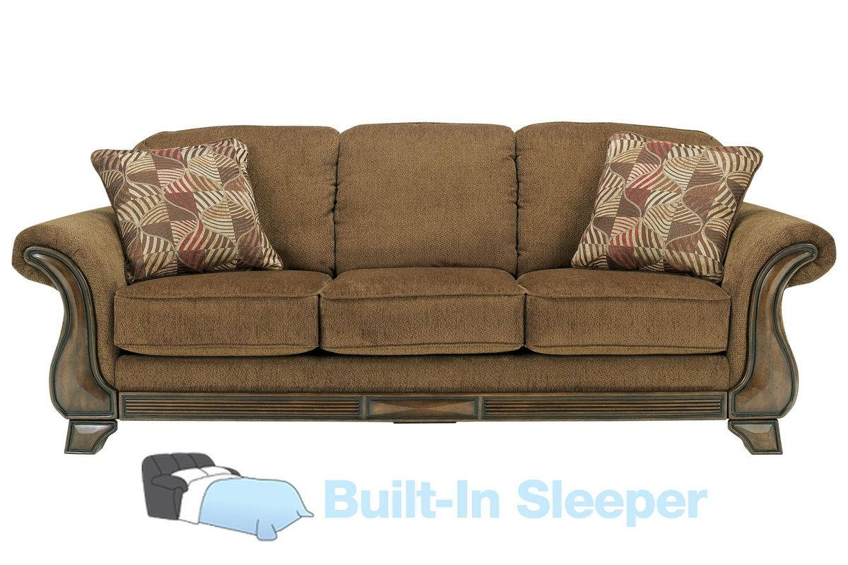 Featured Photo of Chenille Sleeper Sofas