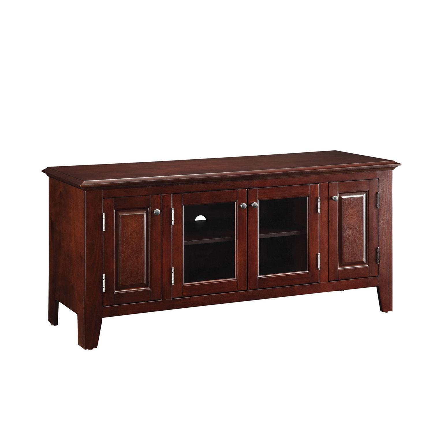 "Marcus 55"" Tv Stand - Espresso : Tv Stands - Best Buy Canada with Retro Corner Tv Stands (Image 4 of 15)"