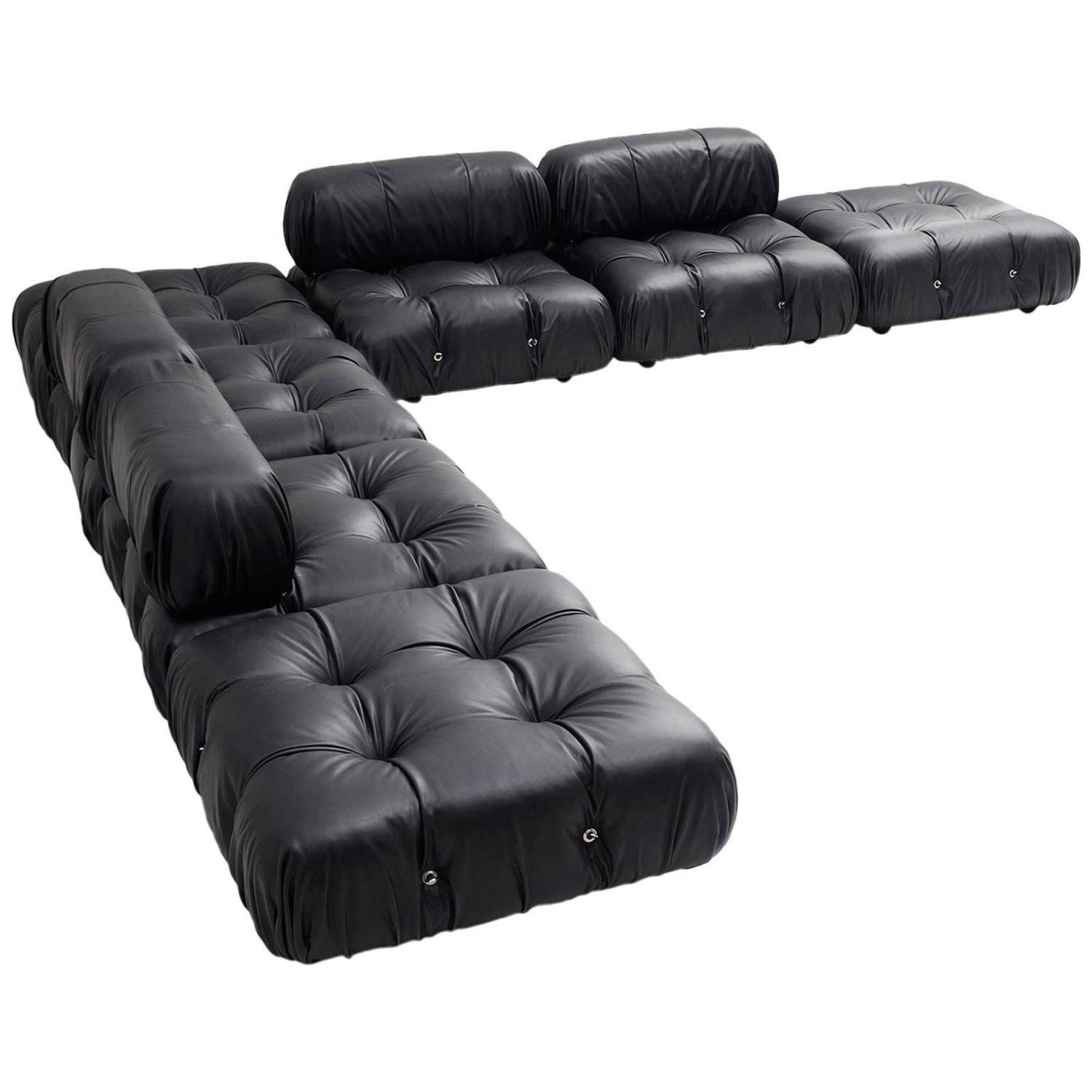Mario Bellini Modular Sofa 'camaleonda' At 1stdibs Throughout Bellini Sofas (View 12 of 15)