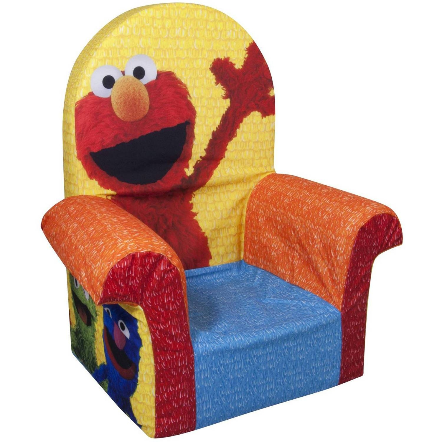 Marshmallow Spider-Man Flip Open Sofa - Walmart within Elmo Flip Open Sofas (Image 9 of 15)