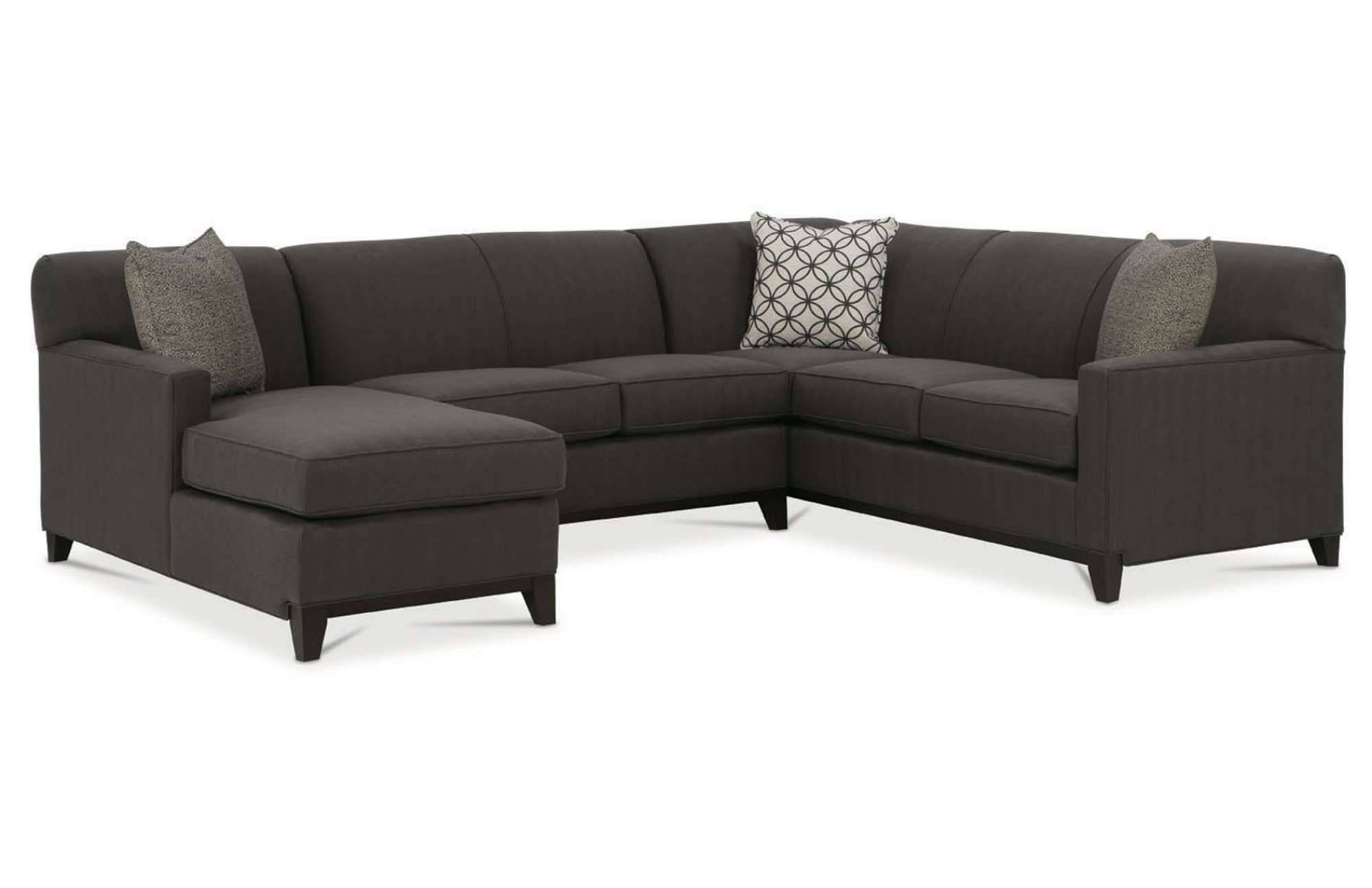 Martin Sectionalrowe Furniture throughout Rowe Sectional Sofas (Image 5 of 15)