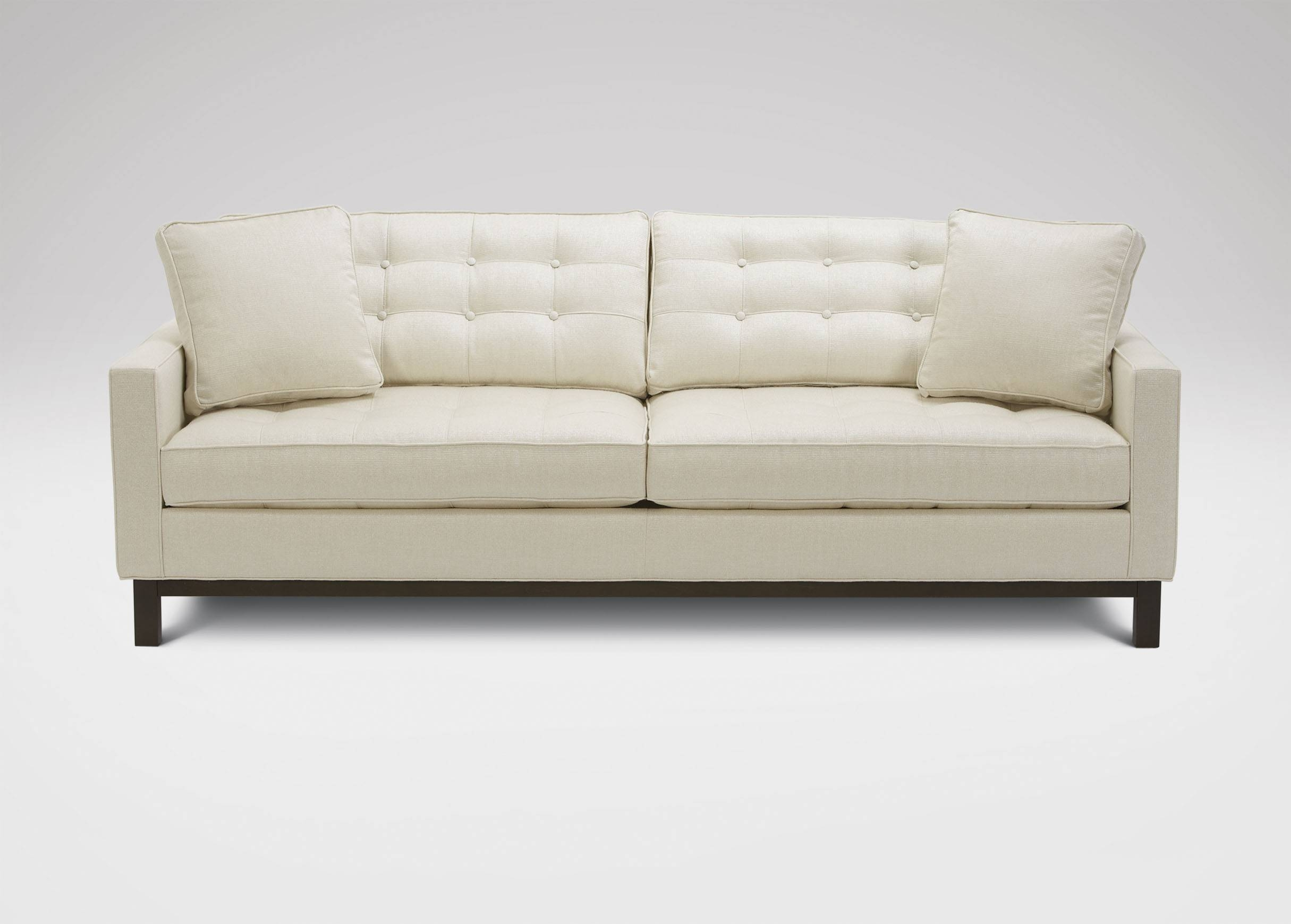 Melrose Sofa | Sofas & Loveseats within Ethan Allen Chesterfield Sofas (Image 14 of 15)
