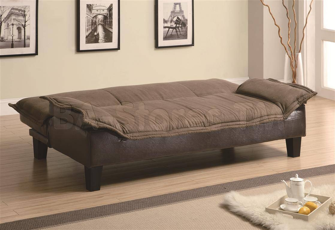 Featured Photo of Microsuede Sleeper Sofas