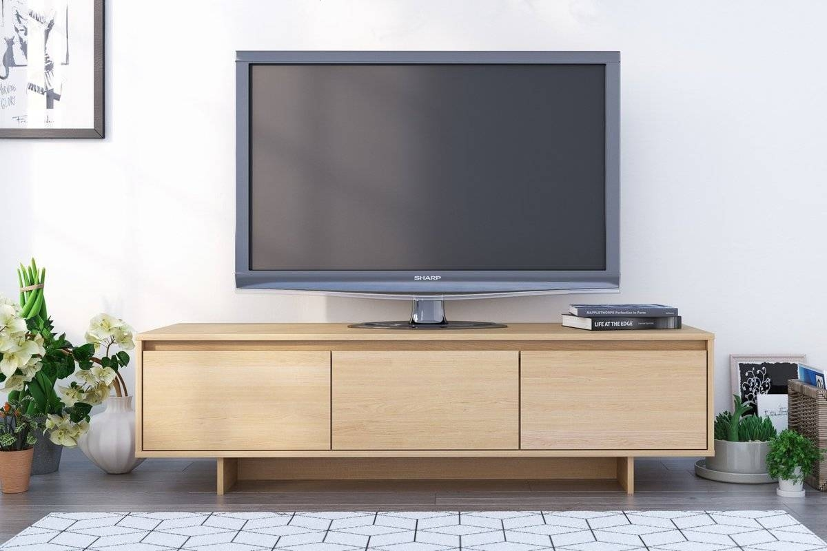 Mid-Century Modern Tv Stands You'll Love | Wayfair inside Retro Corner Tv Stands (Image 4 of 15)