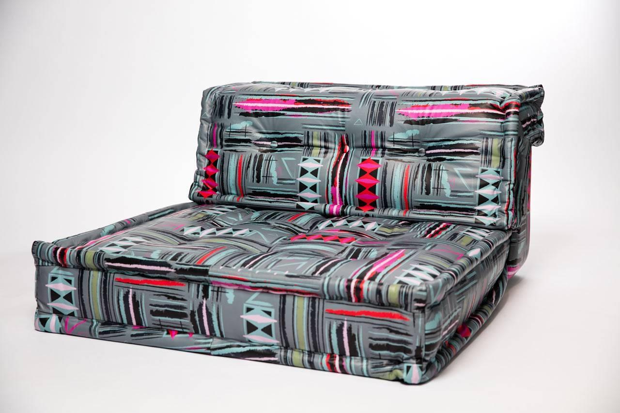 Mimi Plange X Roche Bobois - Design Milk in Mahjong Sofas (Image 8 of 15)