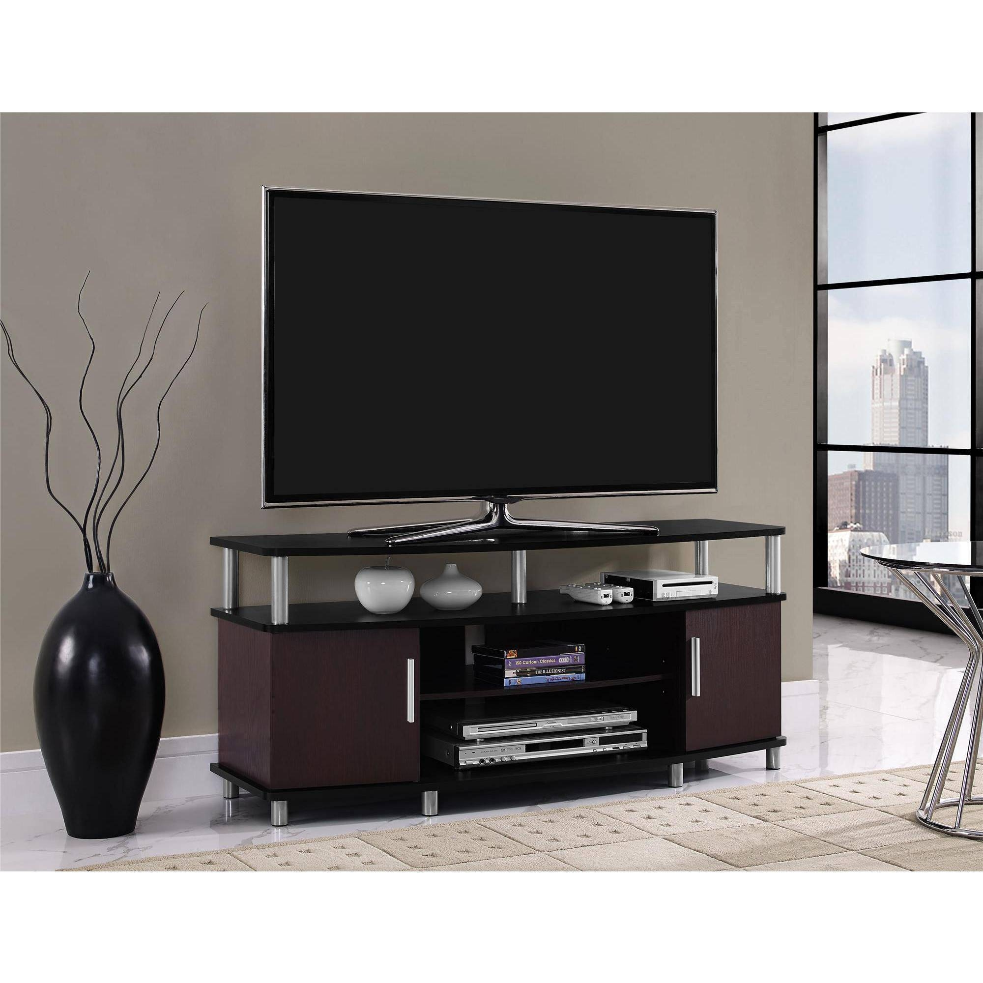 15 Best Collection Of Modern Tv Stands For Flat Screens