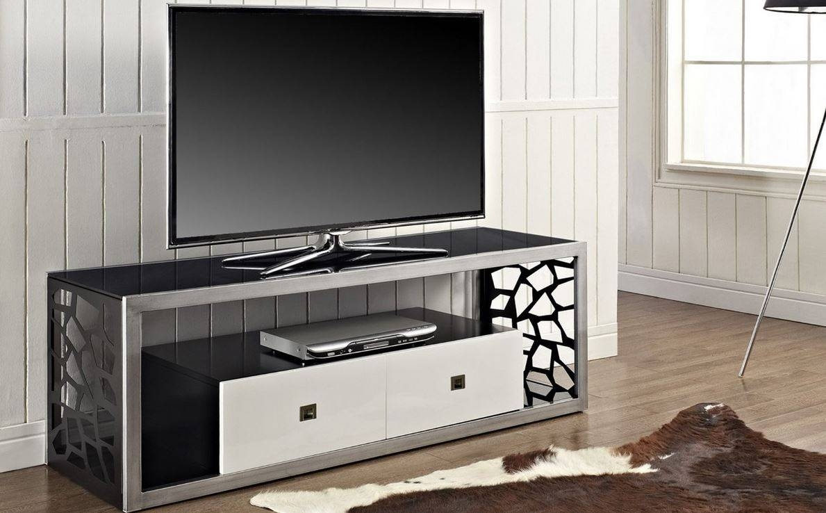 Modern Television Stand 60″ T.v. Stands Entertainment Center for Modern Tv Stands For 60 Inch Tvs (Image 5 of 15)