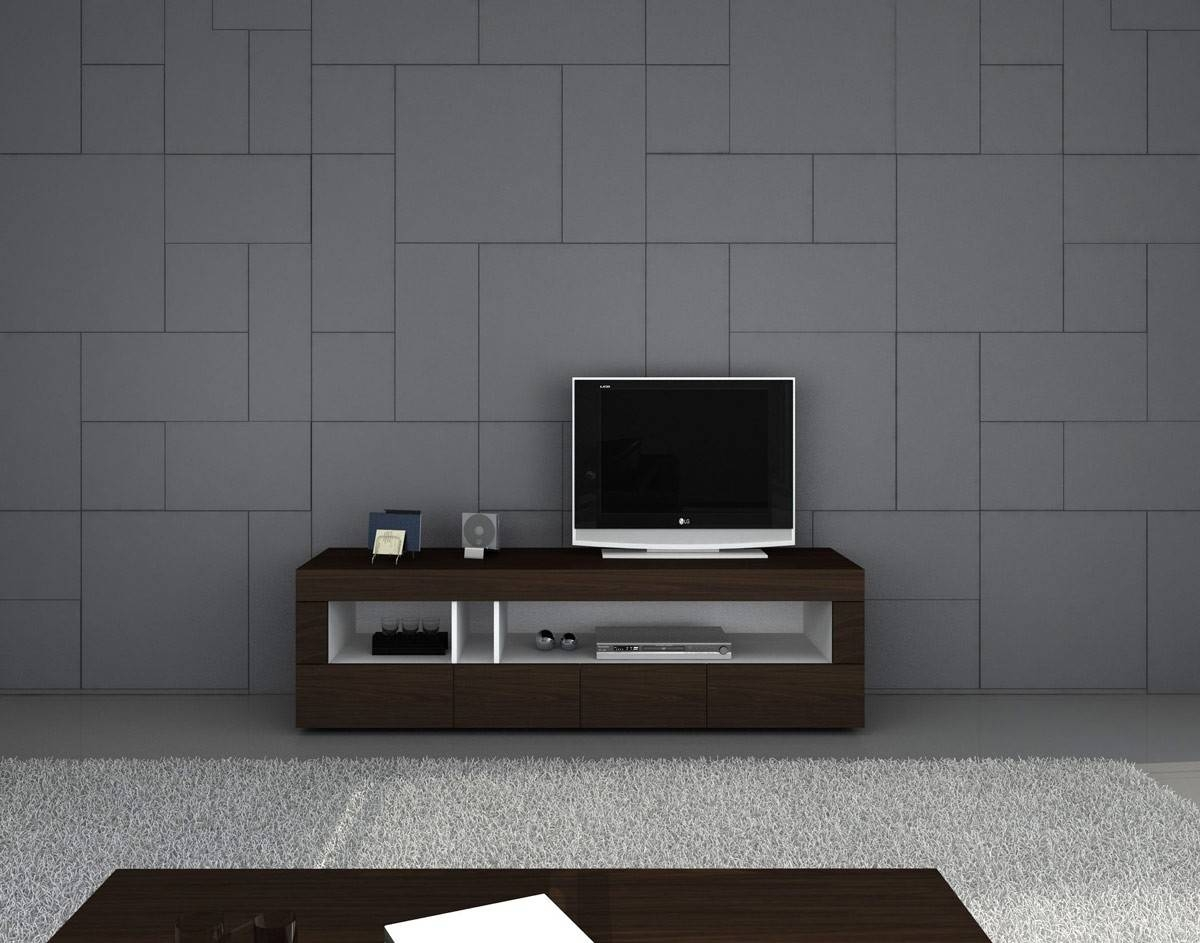 Modern Tobacco Tv Stand Regarding Modern Tv Cabinets (View 14 of 15)