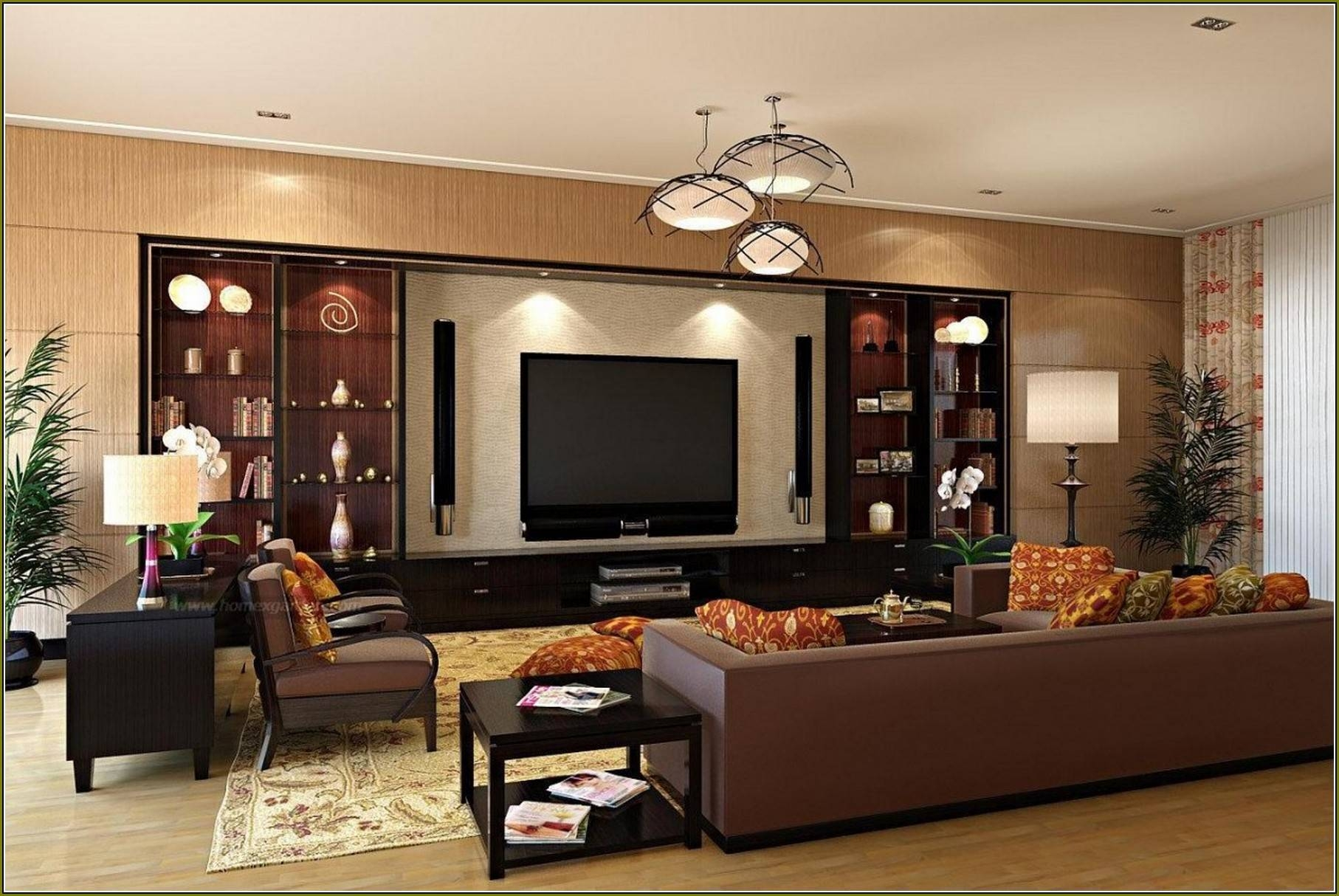 Modern Tv Cabinets For Flat Screens | Home Design Ideas in Contemporary Tv Cabinets For Flat Screens (Image 8 of 15)