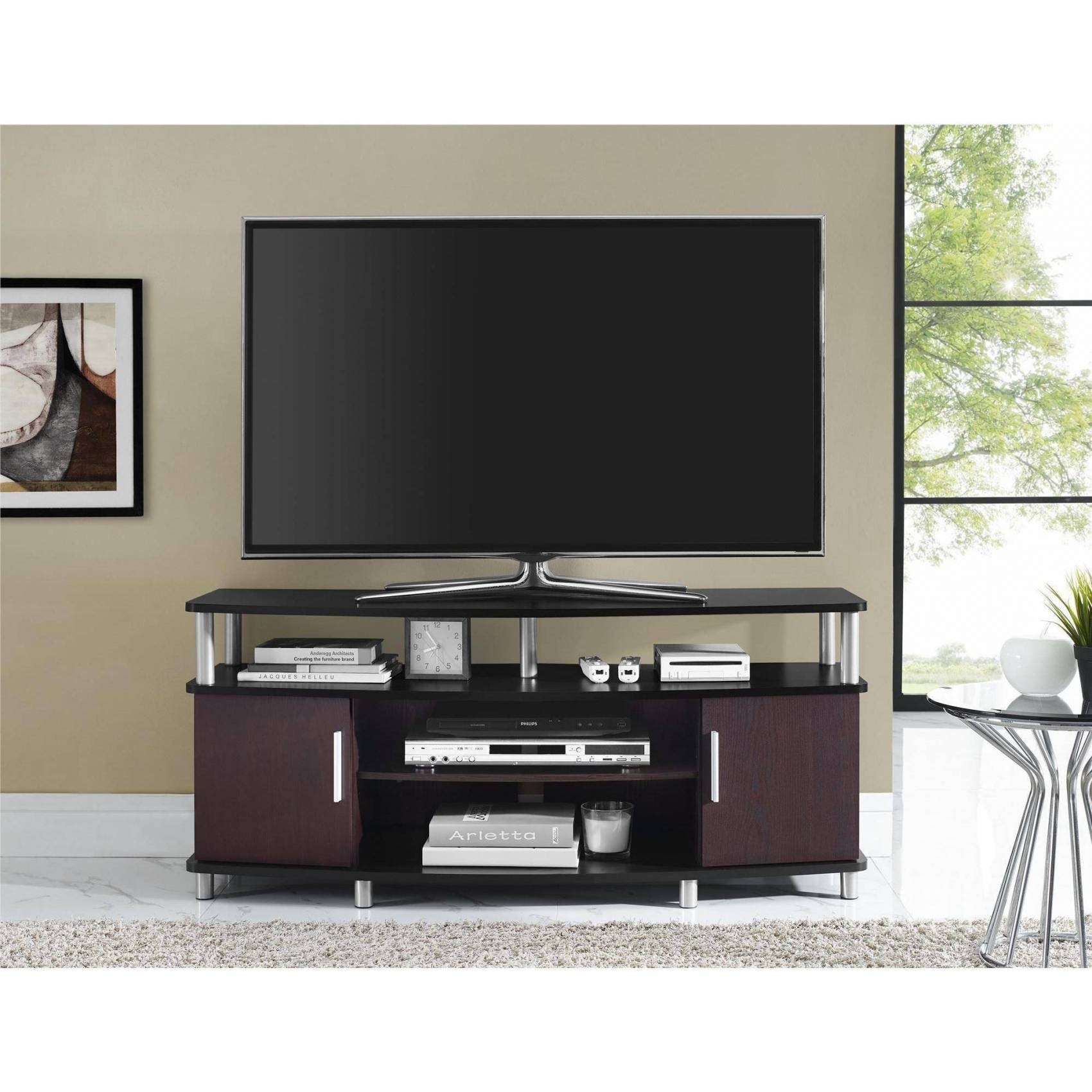 Modern Tv Stands For 55 Inch Flat Screen Tv Inspirational intended for Modern Tv Stands for Flat Screens (Image 8 of 15)