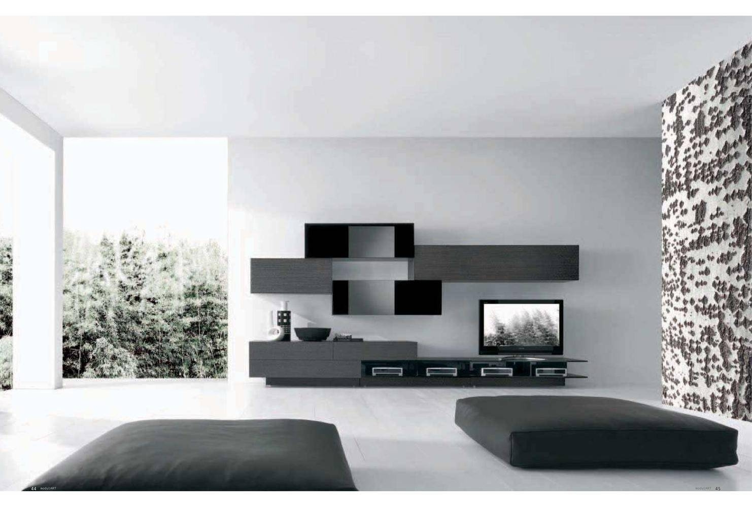 Modern Tv Wall Unit With Ideas Hd Gallery Home Design   Mariapngt In Tv Wall Unit (View 10 of 15)