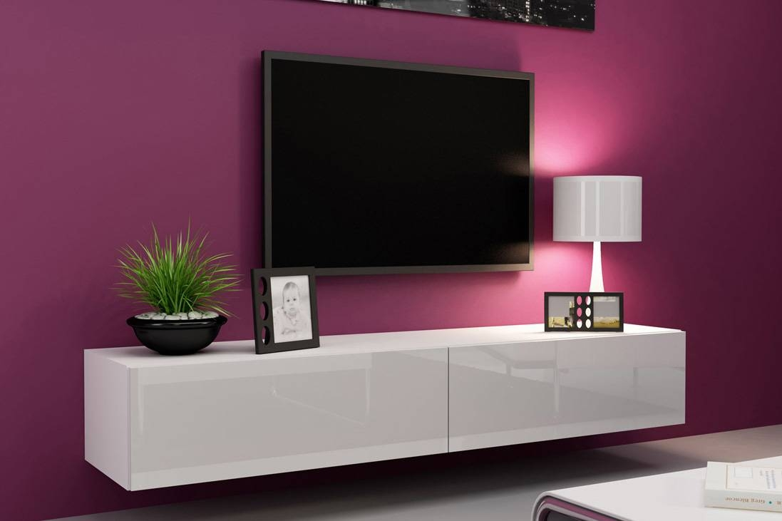 Modern Vigo Cama High Gloss Tv Cabinet ― Euro Interiors Ltd inside High Gloss White Tv Cabinets (Image 9 of 15)