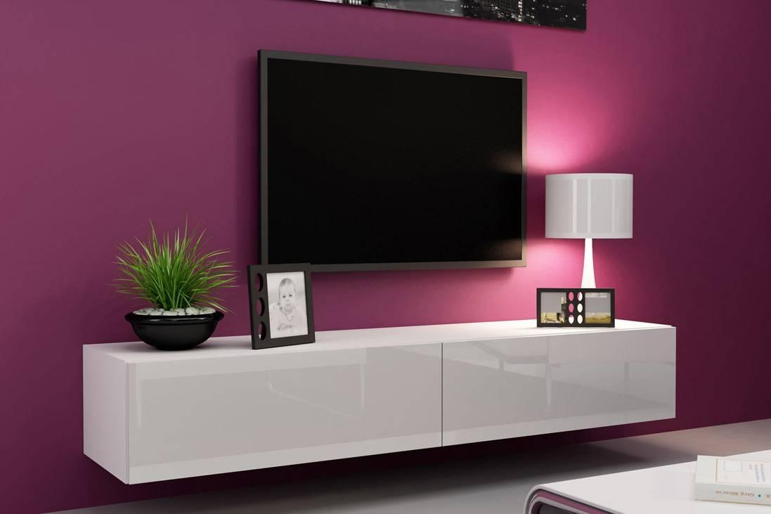 Modern Vigo Cama High Gloss Tv Cabinet ― Euro Interiors Ltd Throughout White Gloss Tv Cabinets (View 15 of 15)