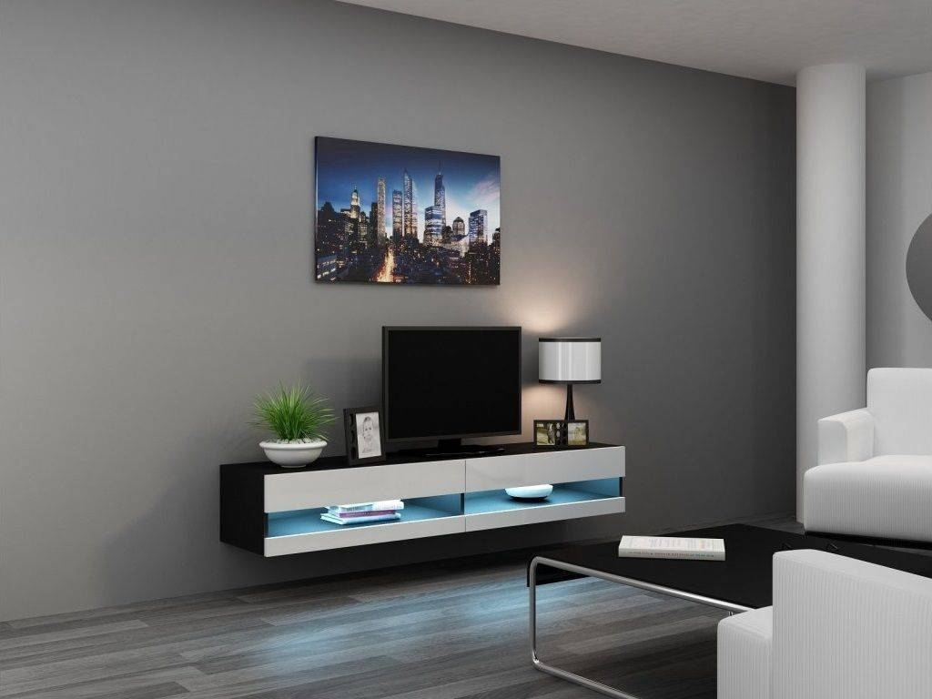Modern Wall Mounted Tv Cabinets Com Of And Cabinet Images Stands Inside White Wall Mounted Tv Stands (View 3 of 15)