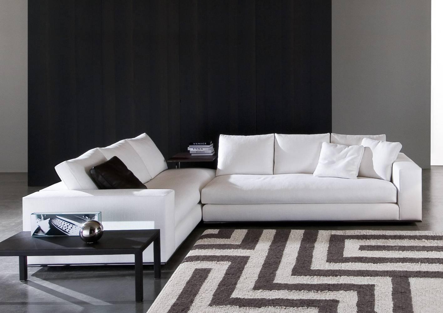 Modular Sofa Hamilton Sofa, Minotti - Luxury Furniture Mr with regard to Hamilton Sofas (Image 13 of 15)