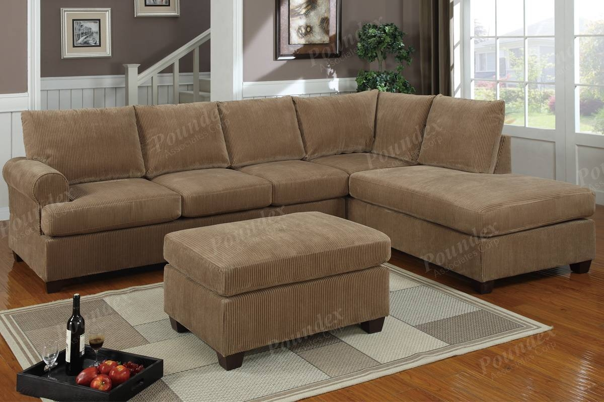 Most Comfortable Sofa. I. The Mattress Used And The Design Crafted within Brown Corduroy Sofas (Image 13 of 15)