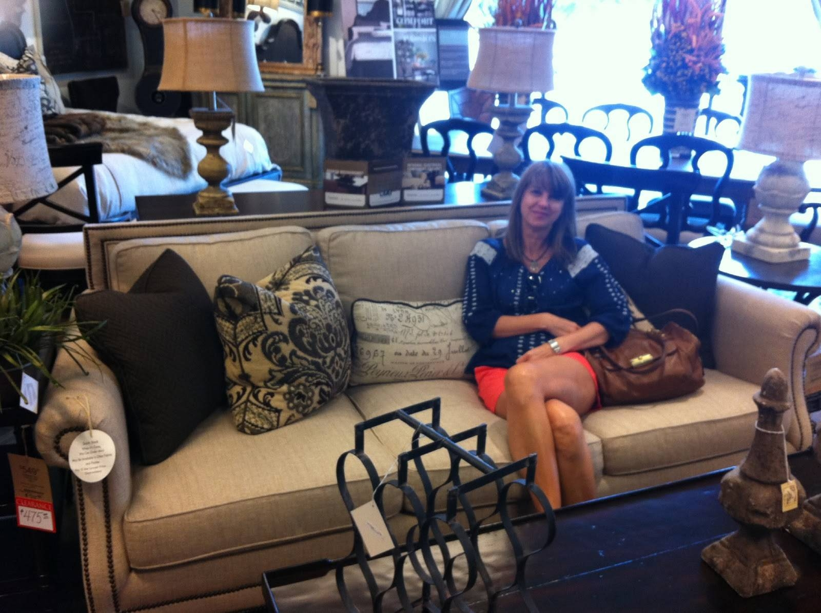 My Interior Life: Home Again intended for Bernhardt Brae Sofas (Image 11 of 15)