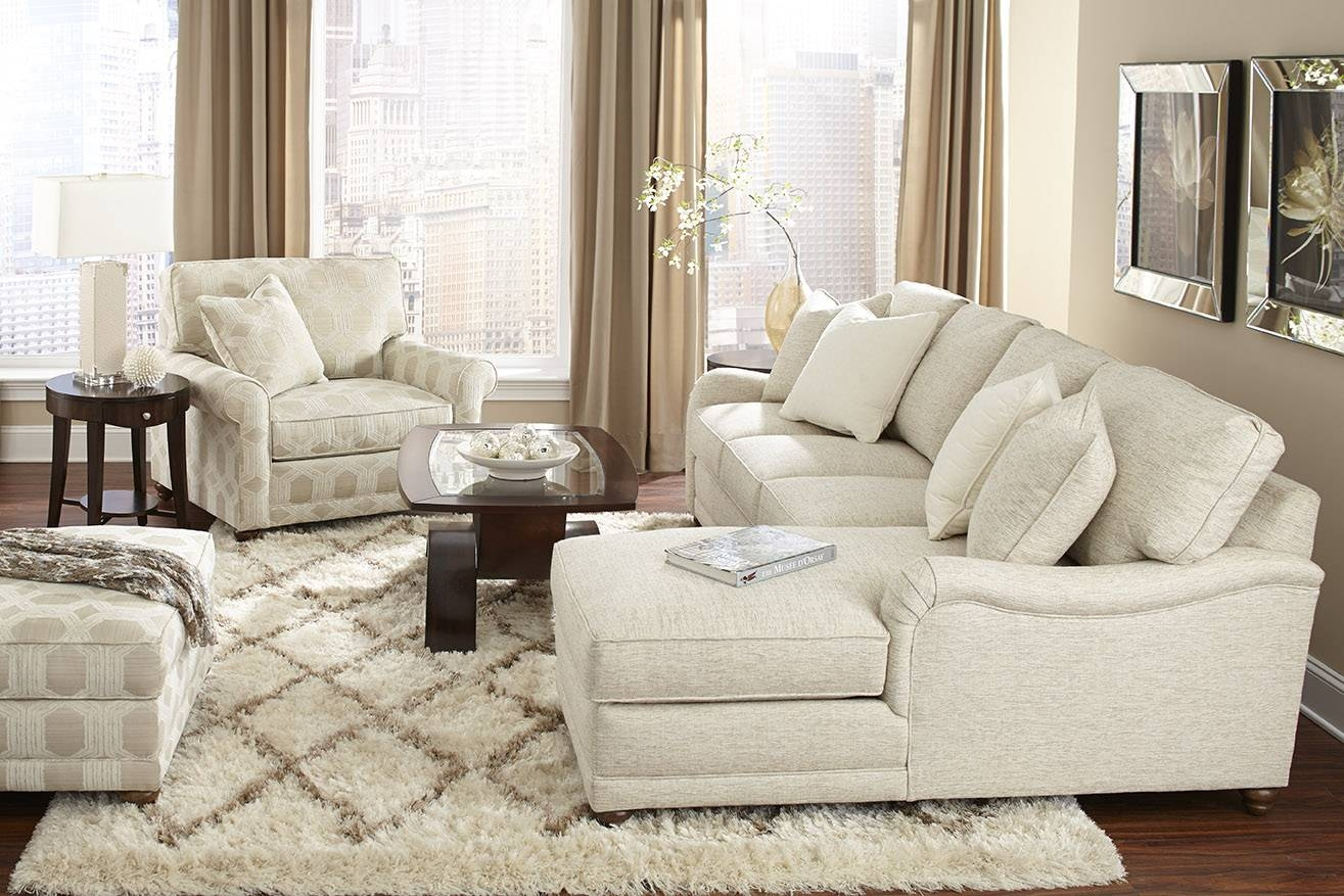 My Style Sofas And Sectionals From Rowe Furniture @ Saugerties pertaining to Rowe Sectional Sofas (Image 8 of 15)