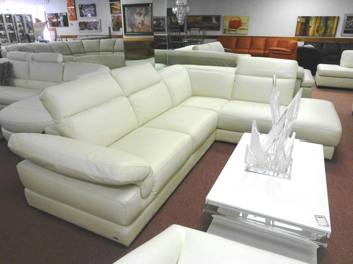 Natuzi Sofas Wonderful Home Design with regard to Natuzzi Microfiber Sectional Sofas (Image 3 of 15)