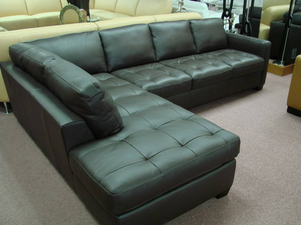 Natuzzi Leather Sectional Sofa - Revistapacheco throughout Natuzzi Microfiber Sectional Sofas (Image 7 of 15)