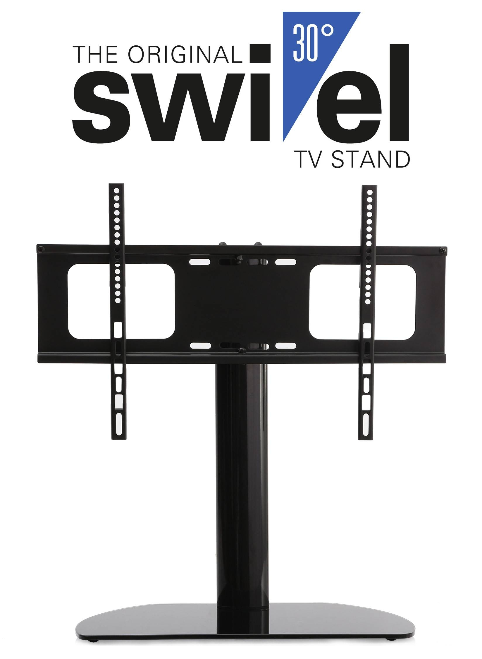 New Universal Replacement Swivel Tv Stand/base For Samsung inside Universal 24 Inch Tv Stands (Image 4 of 15)