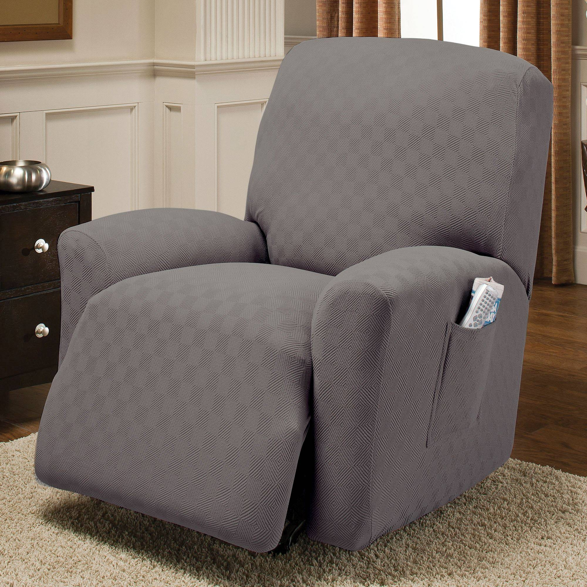 Popular Photo of Stretch Covers For Recliners