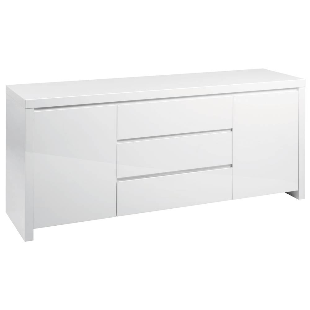 Newton Storage Sideboard White – Dwell Intended For Dwell Tv Stands (View 7 of 15)