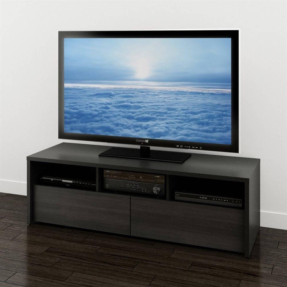 Nexera 210406 Sereni T 60 In Tv Stand | Lowe's Canada Pertaining To Nexera Tv Stands (Photo 5 of 15)