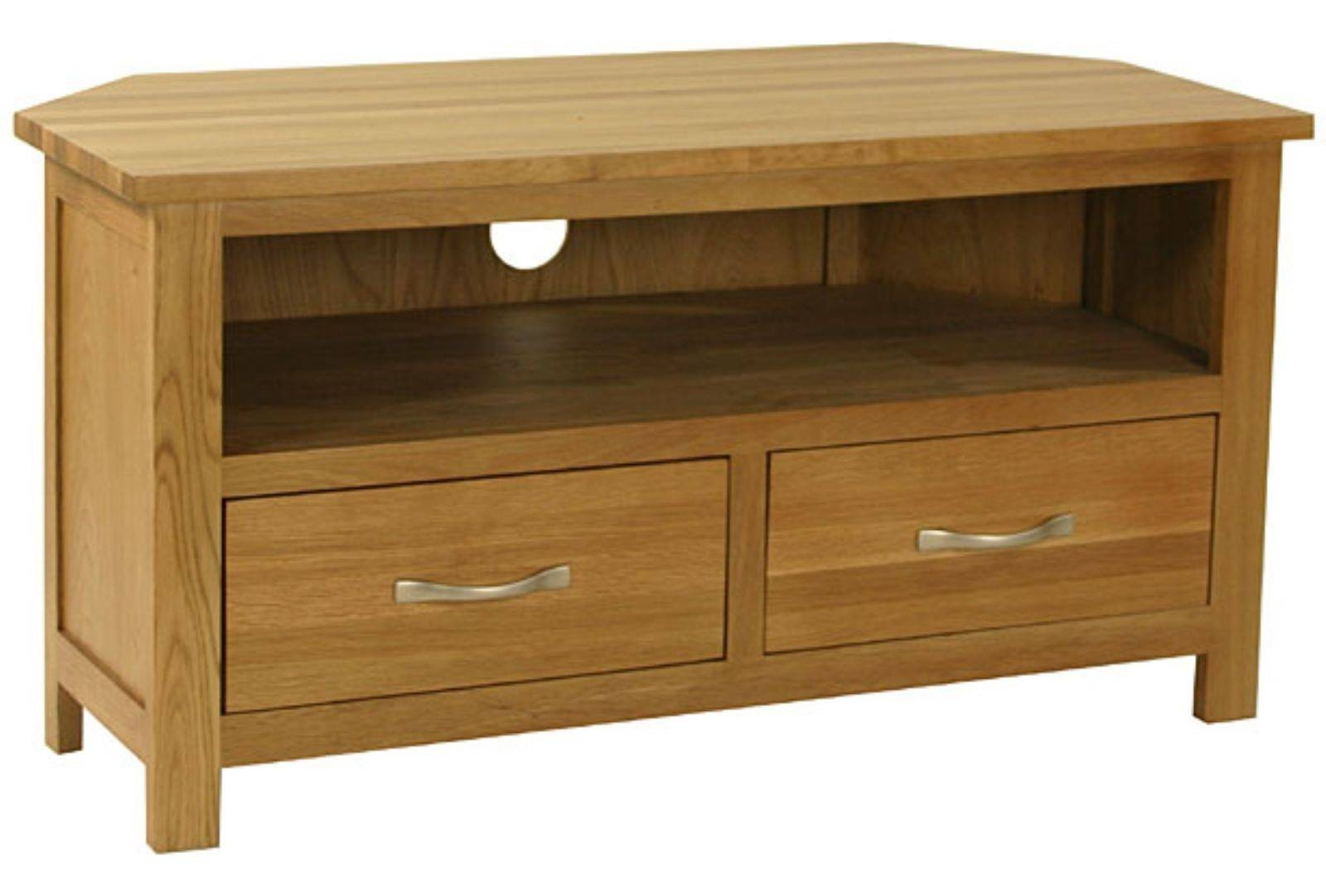 Nursing Home Furniture Corner Tv Unit From Hill & Hill Design pertaining to Solid Oak Corner Tv Cabinets (Image 11 of 15)