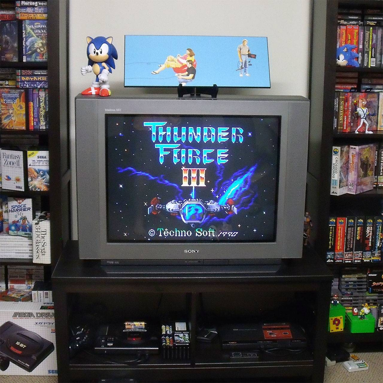 Oh, Yes. A Crt (Tube) Tv Can Still Be Sexy! | Retro Megabit with regard to Tv Stands for Tube Tvs (Image 6 of 15)