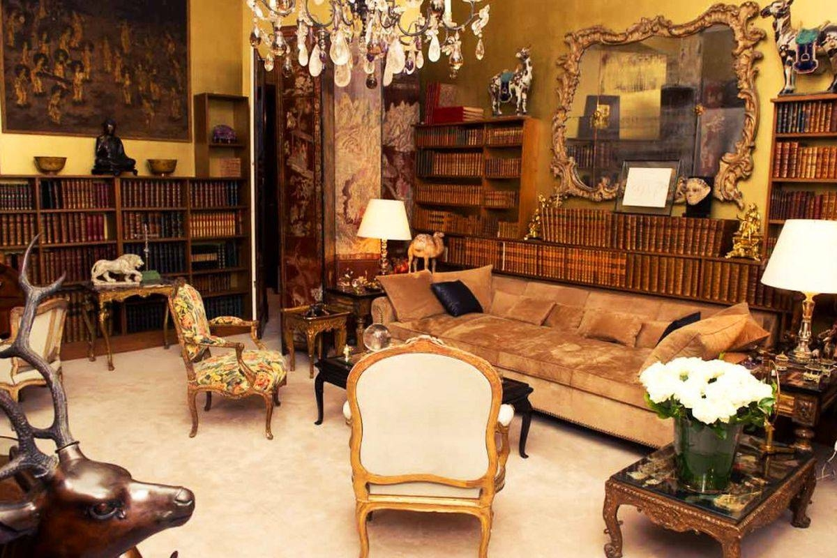 On Coco Chanel's Birthday, 10 Titillating Apartment Details - Curbed within Coco Chanel Sofas (Image 12 of 15)