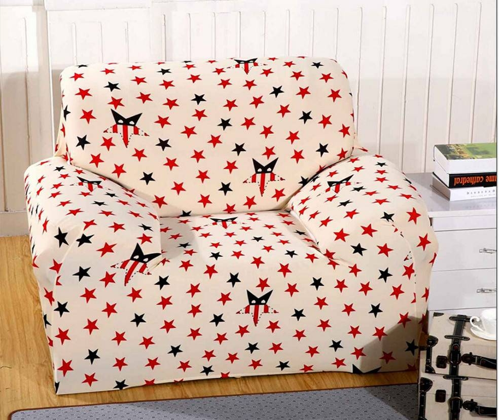 15 Best Ideas Of Patterned Sofa Slipcovers